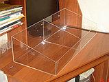 Корзина-короб распродажная 800х350х200/100 мм 2 отделения, фото 4