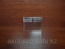 Ценник пластиковый для крючка