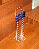 Подставка под ручки вертикальная на 13 шт диаметром 13 мм, фото 4