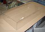 Короб 1000х500х200 мм оргстекло 4 мм прозрачный, фото 2
