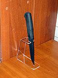 Подставка под ножи одинарная 50х123х125 мм, фото 3