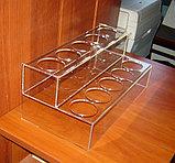 Подставка под зонтики тройного сложения на 10шт, фото 2