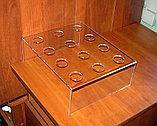 Подставка под мороженое рожки 12 отв Д 35, фото 3