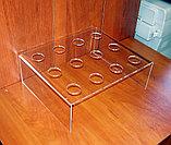 Подставка под мороженое рожки 12 отв Д 35, фото 4