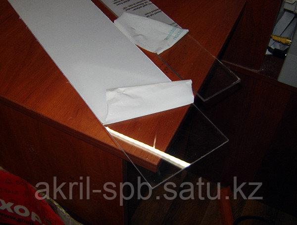 Поликарбонат монолитный 8 мм прозрачный