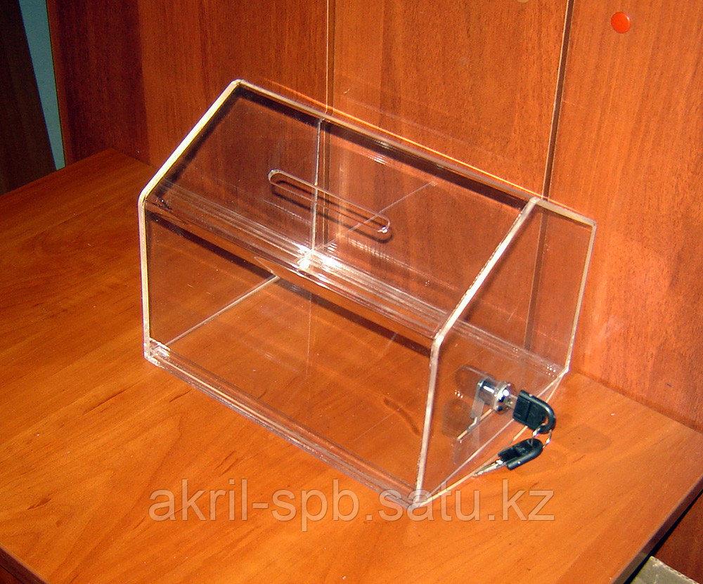 Ящик для пожертвований Домик 200х258х200