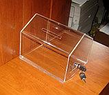 Ящик для пожертвований Домик 200х258х200, фото 5