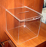 Ящик с замком под букет невесты 300х300х300, фото 3