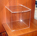 Ящик с замком под букет невесты 300х300х300, фото 4