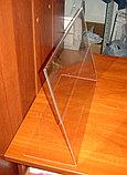 Менюхолдер, тейбл тент А3 L-обр горизонтальный, фото 3