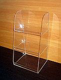Подставка под товар витрина трехярусная 250х200х450, фото 5
