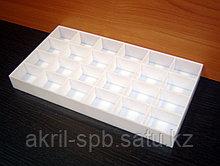 Короб 24 ячейки 40х50х30 для колец молочн