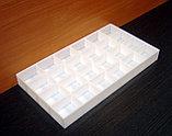 Короб 24 ячейки 40х50х30 для колец молочн, фото 2