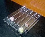 Подставка для макарун 5 рядов по 300мм, фото 3