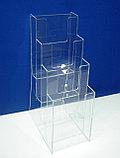 Подставка для евробуклетов 4-х ярусная верт, фото 2