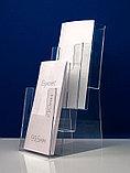 Подставка для евробуклетов 4-х ярусная верт, фото 6