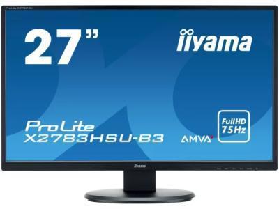 Монитор Iiyama ProLite X2783HSU-B3