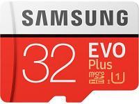 Карта памяти Samsung EVO Plus MB-MC32GA/RU
