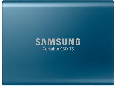 Внешний накопитель Samsung T5 MU-PA250B/WW 250Gb