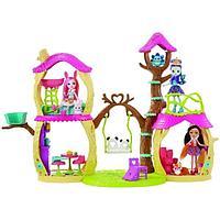 Игровой набор Лесной домик Enchantimals, фото 1