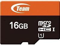 Карта памяти Team Group 16GB TUSDH16GUHS03