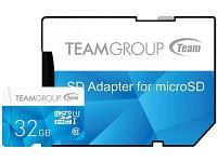 Карта памяти Team Group TCUSDH32GUHS40 32Gb