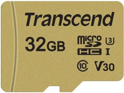 Карта памяти Transcend TS32GUSD500S 32Gb