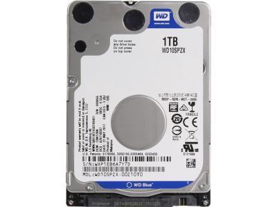 Жесткий диск Western Digital WD10SPZX 1000Gb
