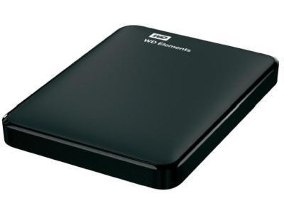 Внешний накопитель Western Digital WDBUZG0010BBK 1000 GB