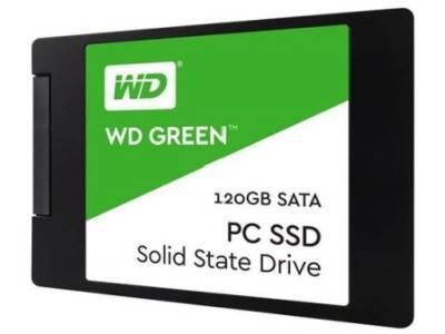 Жесткий диск Western Digital WDS120G2G0A 120 Gb