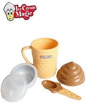 Стаканчик для приготовления мороженого Ice Cream Magic, фото 2