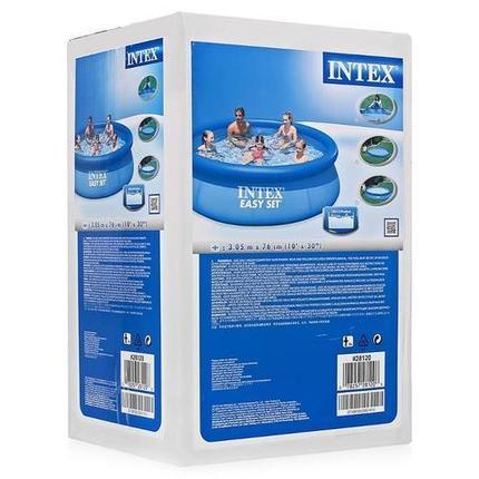 Бассейн 305x76см INTEX 28122/56922 Easy Set Pool + фильтр-насос, фото 2