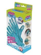 Перчатки-щётки Magic Bristle Gloves, фото 2