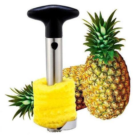 Нож для нарезки ананаса спиралью «Ананасорезка» Wan Jie WJ-118