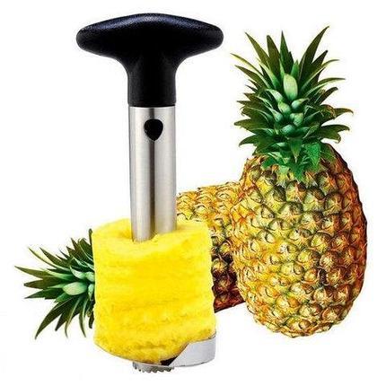 Нож для нарезки ананаса спиралью «Ананасорезка» Wan Jie WJ-118, фото 2