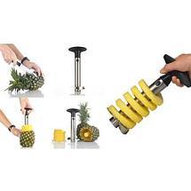 Нож для нарезки ананаса спиралью «Ананасорезка» Wan Jie WJ-118, фото 3