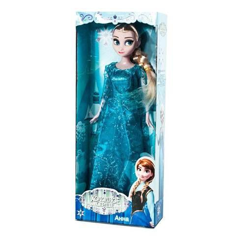 Кукла Эльза героиня мультфильма «Холодное сердце»