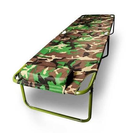 Кровать раскладная натяжная «ХАКИ», фото 2
