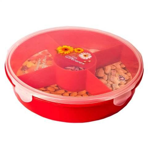 Контейнер-менажница для орехов, сухофруктов, конфет и сладостей Boutique Candy Box