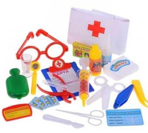 Игровой набор «Волшебная аптечка» PLAY SMART [29 предметов], фото 2