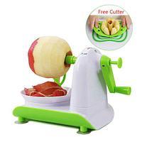 Машинка для чистки яблок + слайсер Apple Peeler