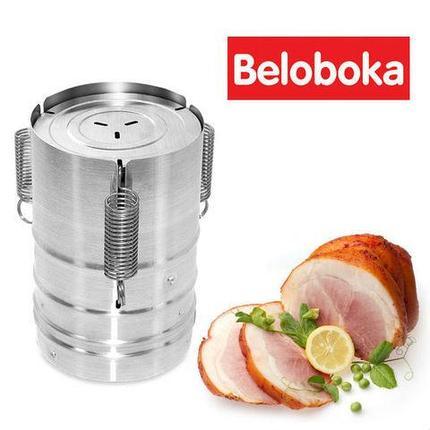 Пресс-форма для приготовления деликатесов «Ветчинница Белобока», фото 2