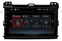 Автомагнитола для Toyota LC prado 120 RedPower 30182 IPS ANDROID 8, фото 1