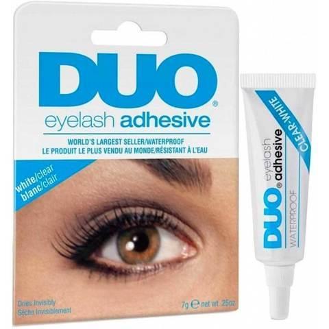 Клей для накладных ресниц DUO Eyelash Adhesive [прозрачный]