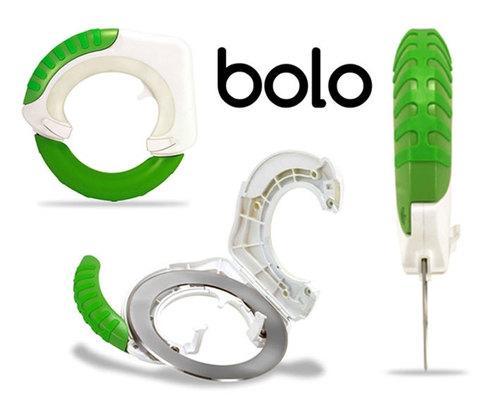 Нож-колесо с круглым лезвием BOLO