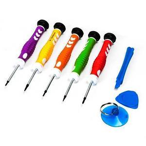 Набор отверток для ремонта смартфонов Opening Tools 8-в-1