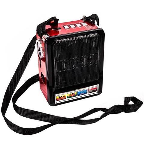 Портативная акустическая система - радиоприёмник MRM-6118T