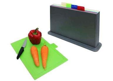 Набор разделочных досок Chopping Board Set Index™ из 4-х шт на подставке