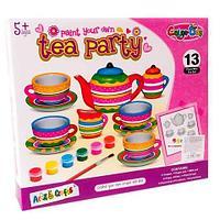Набор для детского творчества «Tea Party» 8113