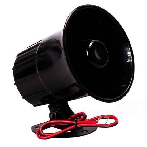 Сирена для охранной системы Black Horn
